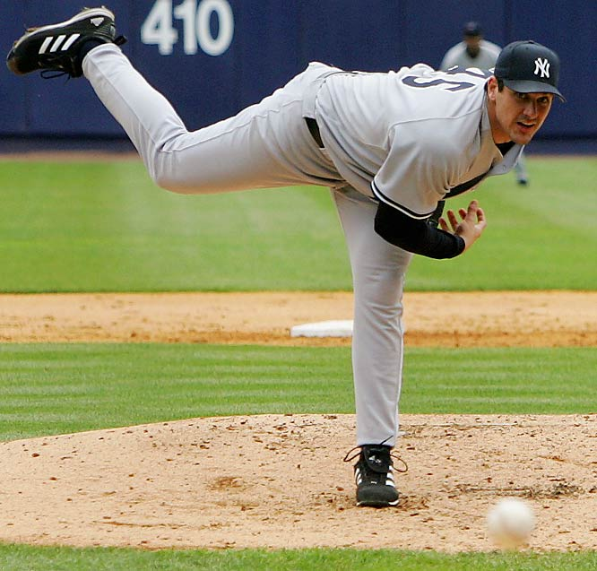 """The """"American Idle"""" has been often injured (shoulder, back, butt), angered many (notably when he broke two ribs in a car accident and declined to tell anyone) and had his desire to play questioned by teammates. Pavano has made 19 starts with the Yanks -- only two since July of '05. They still owe him $11 million for '08."""