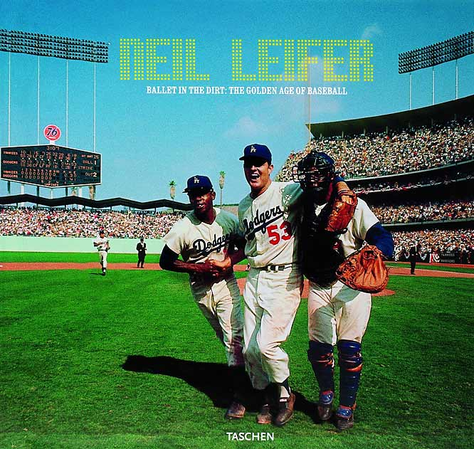 With more than 150 of his photos displayed on SI's covers and 13 published books, Neil Leifer has captured some of the finer moments in sports history.  His latest work, <i>Ballet In The Dirt: The Golden Age of Baseball</i>, is a time capsule of Major League Baseball that brings the glory days of the 60's and 70's back to life. Here's a preview.