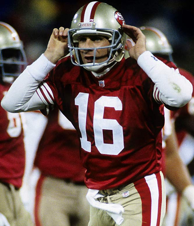 Over one year had passed since San Francisco's last defeat -- a span of 18 games which included a 30-3 drubbing of the Rams in the NFC Championship Game. But Los Angeles defensive coordinator Fritz Shurmur unveiled a novel defensive package for the rematch called the Big Nickel -- featuring four linemen, one linebacker and six defensive backs -- which befuddled Joe Montana into three interceptions and a lost fumble. San Francisco's season would end on the same field eight weeks later with an NFC title game loss to the Giants