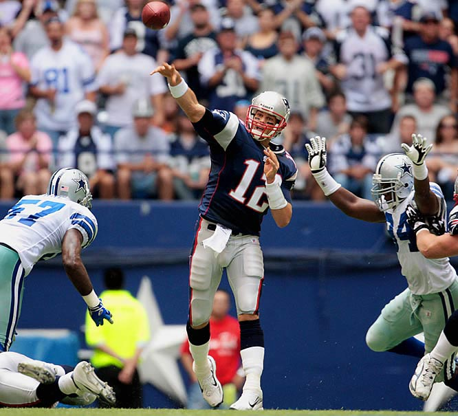 With three Super Bowl championships and two Super Bowl MVPs to his name, Tom Brady has never shied away from the big stage.