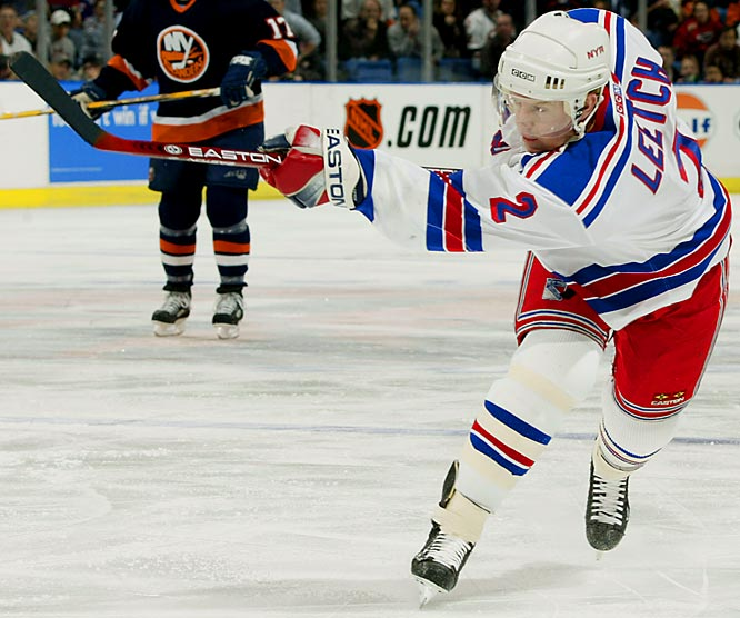 Born in Corpus Christi, Texas, but schooled in New England (Avon and Cheshire, Conn; Boston College), the offensively-gifted blueliner won the 1988-89 Calder Trophy with the Rangers. In 1994 he became the first American to win the Conn Smythe, the leading playoff scorer as New York won its first Stanley Cup since 1940. The nine-time All-Star retired last May with 1,028 points.