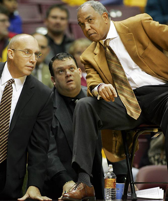Here's what Tubby Smith (right) did to become the most divisive and embattled figure in the Bluegrass State: The Kentucky hoops coach averaged 25 wins a season, made the NCAA Tournament every year and won a national championship in his first season after taking the reins from Rick Pitino. Exhausted with the stratospheric expectations in Lexington and the never-ending public debate on his job status, Smith privately inquired about the Minnesota coaching vacancy -- and athletics director Joel Maturi jumped at the opportunity to bring an underappreciated top-tier coach to Minneapolis.