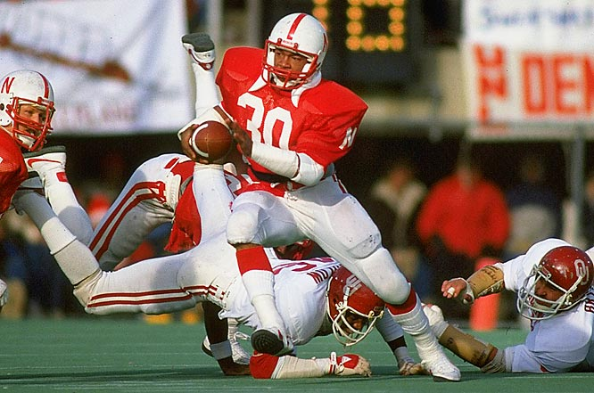 Has anyone ever had a better senior season? Rozier won the Heisman in 1983 by rushing for 2,148 yards on 275 carries scoring a school-record 29 touchdowns. He averaged 179 yards per game and rushed for more than 100 yards in 11 straight contests. Rozier ran for a school-record 4,780 rushing yards in his three-year career.<br><br>Runner-up: <br>Alex Wojciechowicz, C (1935-37)