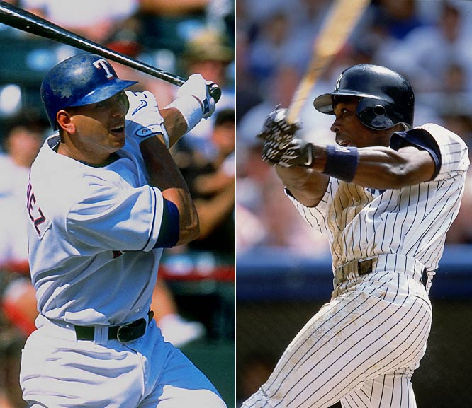 Aaron Boone's knee injury sent the Yankees scrambling for a third baseman, and they wound up with a shortstop instead, albeit a pretty good one. At the cost of All-Star second baseman Alfonso Soriano, New York landed superstar Alex Rodriguez just weeks after he appeared headed to Boston. The Red Sox have had the last laugh, winning two World Series without Rodriguez.