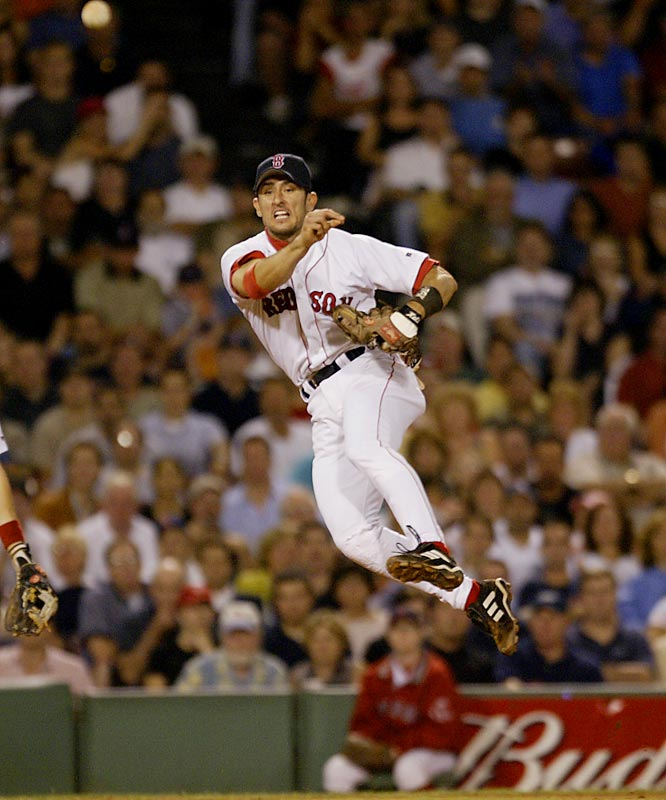 """Red Sox Nation might have been sad to see their beloved """"No-mah"""" go in July 2004, but two of the players Boston got back in the four-team deal -- Orlando Cabrera and Doug Mientkiewicz -- became integral cogs in the Red Sox's run to the World Series title."""