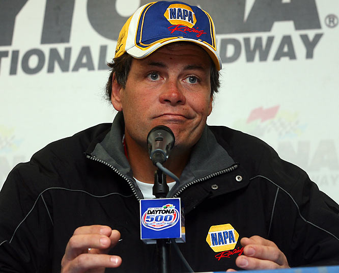 The tone for Michael Waltrip's 2007 season was set early when the team got caught with an illegal additive in its fuel tank at the Daytona 500. Things seemed to go down hill from there.