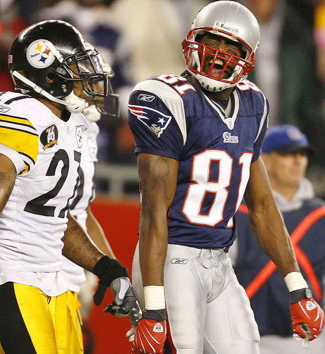 Motivated by Anthony Smith's guarantee of a Steelers win, the Patriots burned the Pittsburgh safety for two touchdowns as New England got back into blowout form after two straight weeks of close calls.