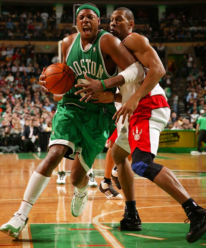 Las year, Paul Pierce was injured and forced to watch the Celtics win a mere 24 games. This year, the team matched that win total on Dec. 27.