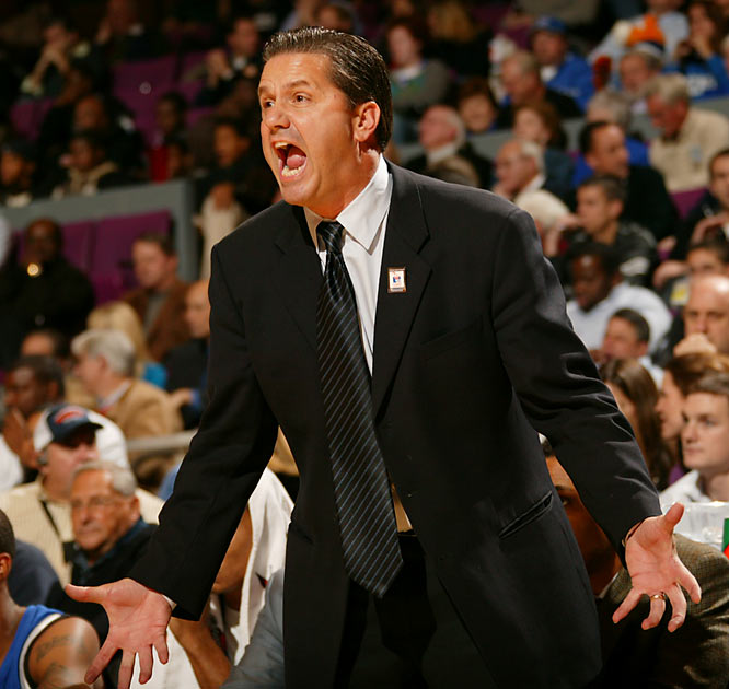 "Calipari modified Vance Wahlberg's ""Attack Attack Skip Attack Attack"" scheme to create a dribble-drive motion offense that takes advantage of Memphis' backcourt athleticism. Before the beginning of this season, the Tigers' coach also founded the first-ever U.S. college partnership with the Chinese Basketball Association, which includes having a Chinese coach observe the team for the entire 2007-08 season."