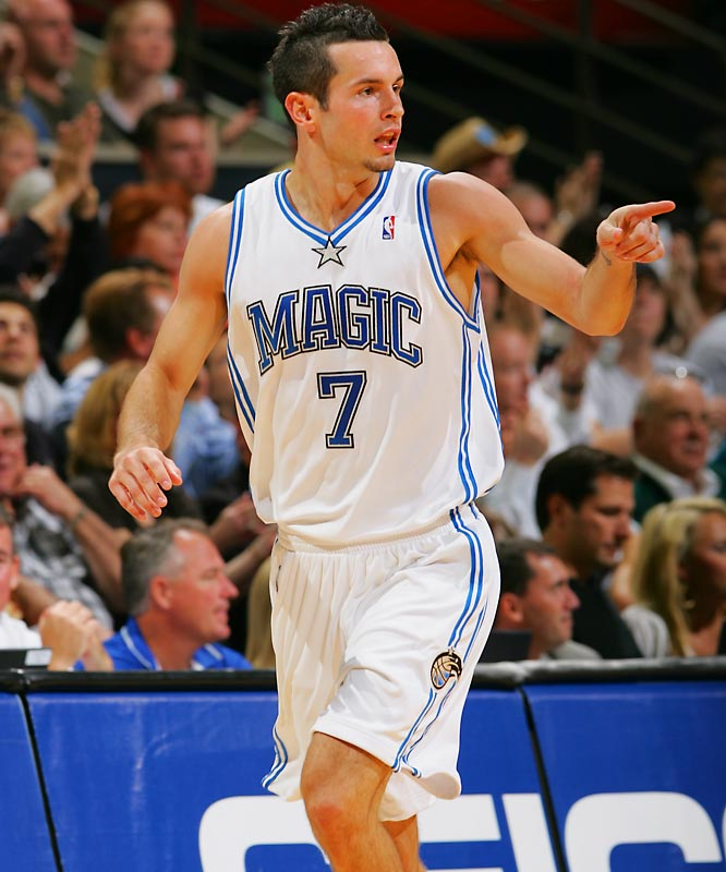 "Redick, the 11th pick in the 2006 draft, has seen his minutes cut nearly in half in his second season. That likely won't change anytime soon with new Magic coach Stan Van Gundy opting for ""better defensive options on the roster."" In his personal blog, Redick said he's ""frustrated"" because ""it's been proven that even if I play well in the limited minutes I get that not much is going to change."""