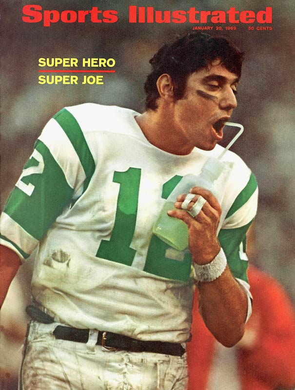 America didn't take the AFL seriously until this Super Bowl, which began with the Jets as 18-point underdogs. But the Jets were galvanized by the long odds. Quarterback Joe Namath and running back Matt Snell led them to a 16-7 victory over Baltimore that changed pro football forever.<br><br>Send comments to siwriters@simail.com.