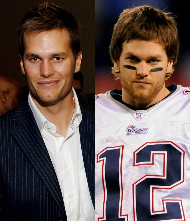 Tom Brady as Tom Brady: <br><br>Who's good looking enough to play Brady? Any female would love to look at a giant Tom Brady on the big screen for two hours.