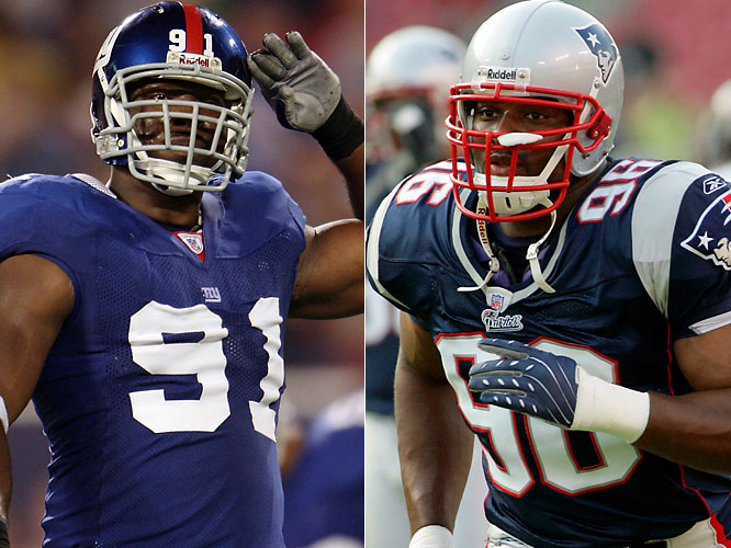 You say a young Giants sackmeister, or an older Patriots linebacker, can't possibly be a Super Bowl MVP? Well, what's the odds of two players, third -- or is it fourth? -- cousins from nearby towns in Coosa County, Ala., six years apart in age, who played at Coosa Central High, meeting in the Super Bowl? Why can't one be a Coosa celebre MVP?