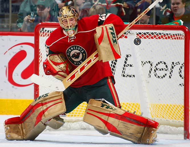 Goalies won't appear in the YoungStars competition, but Harding has upstaged Montreal's highly-touted Carey Price and the more established Mike Smith of Dallas as this season's top rookie netminder. Drafted in the second round of 2002, Harding is 10-10-1 with a 2.88 GAA and .912 save percentage that tops all rookies.