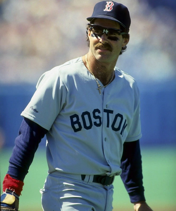 Buckner signed a minor league deal with the Red Sox in 1990, four years after his infamous World Series gaffe. He ended up playing 22 games with the big league club that season, his 22nd and last in the majors.