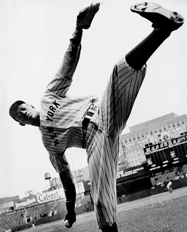 With pitches as unique looking as the names given to them (like the ''Bat Dodger'' and ''Hesitation Pitch'') Paige was known as one of the fastest hurlers in the Negro Leagues. He was also the first player from the leagues to be inducted into the Baseball Hall of Fame.