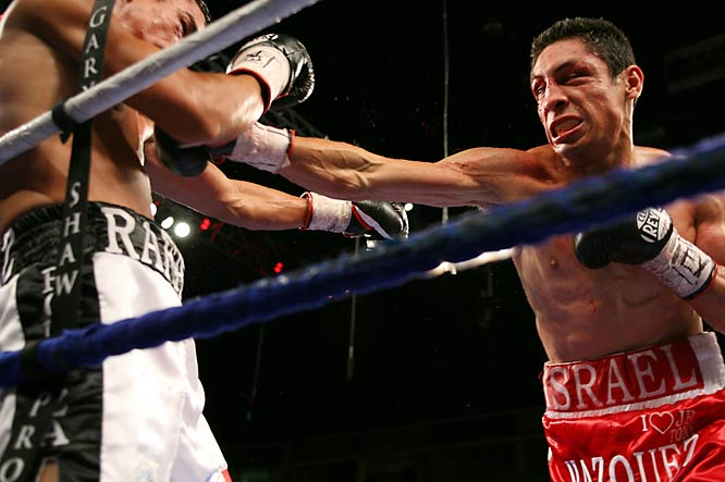 An aggressive and motivated Vazquez took the fight to Marquez in their August rematch in Hildago, Texas.