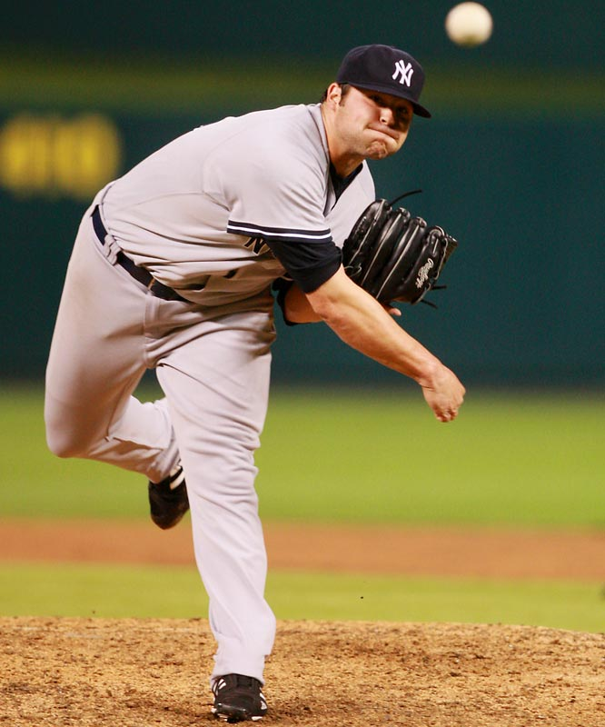 Already a well-known name after last year's debut in the bullpen, Joba will make a slow transition to starting in 2008, and the sky is the limit if he stays healthy.