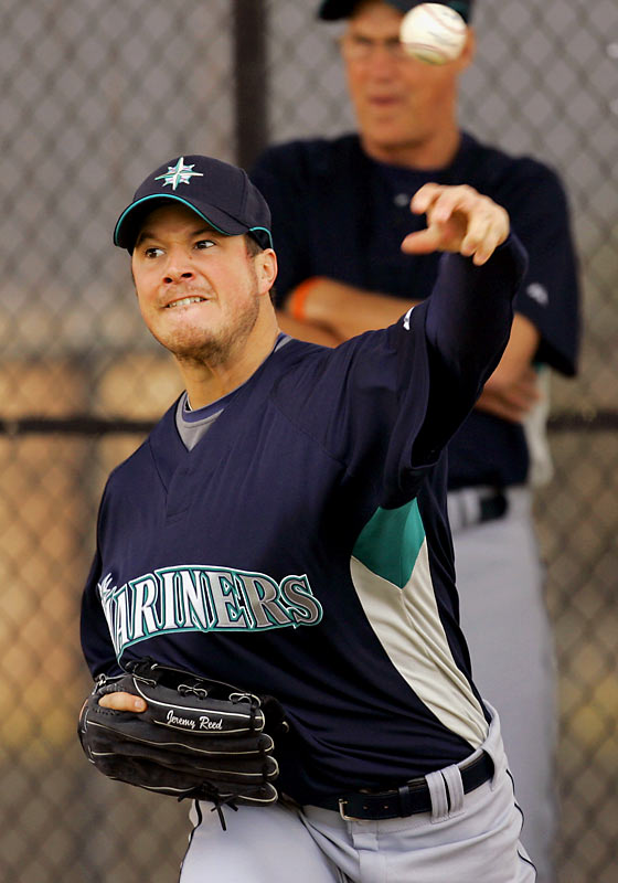 Lost amid the hoopla of the Santana trade was the deal sending Bedard from the Orioles to the Mariners. Bedard went 13-5 with a 3.16 ERA for a bad Baltimore team, but he makes the Mariners contenders in the AL West, pairing with Felix Hernandez to form a lethal 1-2 combination.