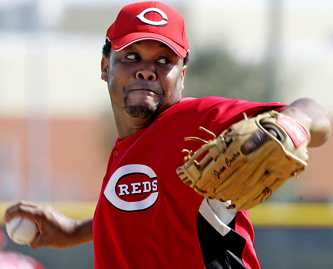 The Reds had one of baseball's worst bullpens in 2007, so they signed Cordero to a four-year deal. He had 44 saves last year, the second time in four years he's saved more than 40 games.