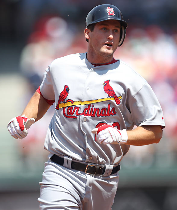 Freese was working out when he accidentally dropped a weight on the big toe of his left foot. On the bright side, Freese was already on the disabled list with a sprained right ankle so he didn't miss any additional time.