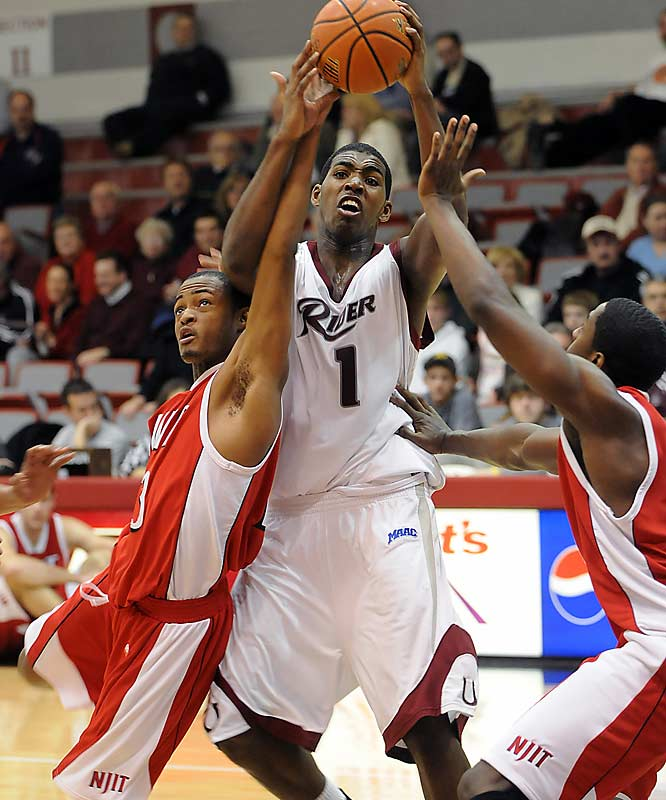 The 6-11 big man has led Rider with 20.2 points and 11.8 rebounds, and has recently drawn interest from NBA scouts.