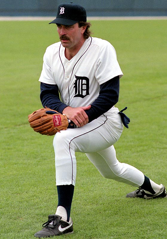 When he played <i>Magnum P.I.</i>, Tom Selleck was often seen sporting a Detroit Tigers hat. He joined the team in 1992 for spring training and after fouling away half a dozen pitches, struck out in his only at-bat.