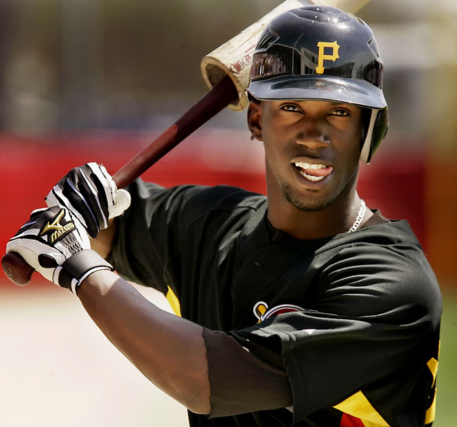 The Pirates haven't had much luck in the draft lately, but perhaps this center fielder will change that pattern. McCutchen worked his way up to Class AAA last season and has a .780 OPS in 327 minor league games.