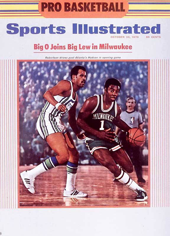 "Led by the ""Big O"" and Lew Alcindor, the Bucks dominated their opponents, resulting in a 66-16 record and a short-lived NBA record 20-game winning streak."