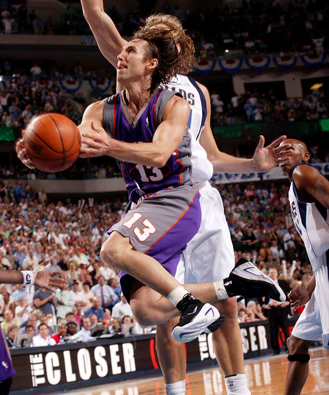 Led by two-time MVP Steve Nash, the locomotive express that was the Phoenix Suns kept the wheels turning for almost an entire month.