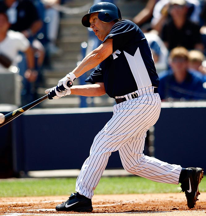 ''It was the strangest, greatest moment of my life.''<br><br>--Billy Crystal after taking an at-bat in an exhibition game with the New York Yankees.