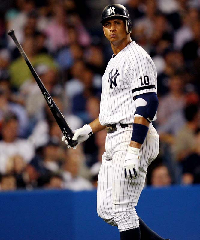 ''Consider the source, that's number one. [Jose Canseco] wouldn't have been able to hit the ball out of the infield without steroids.... There are certain naturals. There are guys who can just do it, and Alex [Rodriguez] is one of those guys.''<br><br>Yankees senior vp Hank Steinbrenner, defending A-Rod to <i>The Record</i> of Bergen County, N.J., against charges made in Canseco's new book.