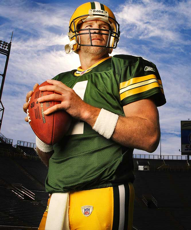 The longtime Green Bay gunslinger retired in February with the NFL records for touchdown passes (442), passing yards (61,655), completions (5,377), attempts (8,758) and interceptions thrown (288). But no record testifies to Favre's toughness more effectively than his mark for most consecutive starts among NFL quarterbacks: an unfathomable 275 straight games including the playoffs.