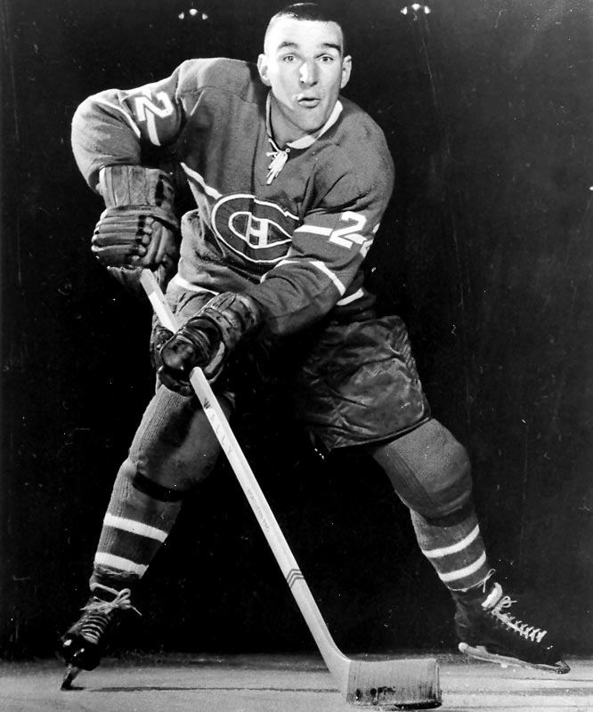 "Perhaps the toughest fighter in league history, Ferguson played just eight seasons with the Montreal Canadiens but long enough to leave a lasting impression. Initially called upon to fill the role of ""enforcer"" to protect the team's smaller skill players, Ferguson got into a fight just 12 seconds into his first NHL game."