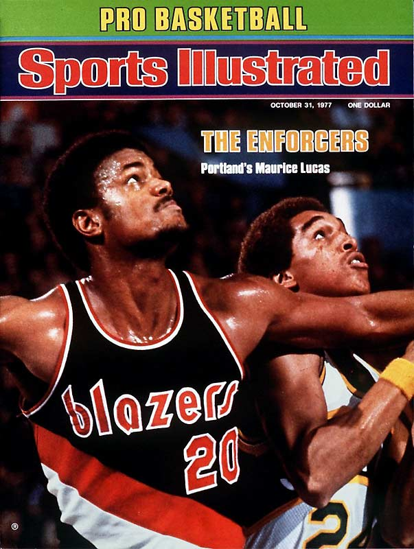 A five-time All-Star in the ABA/NBA, Lucas helped lead the Trail Blazers to the 1977 World Championship. , He was a power forward with an emphasis on power. His nickname in Rip City? The Enforcer.