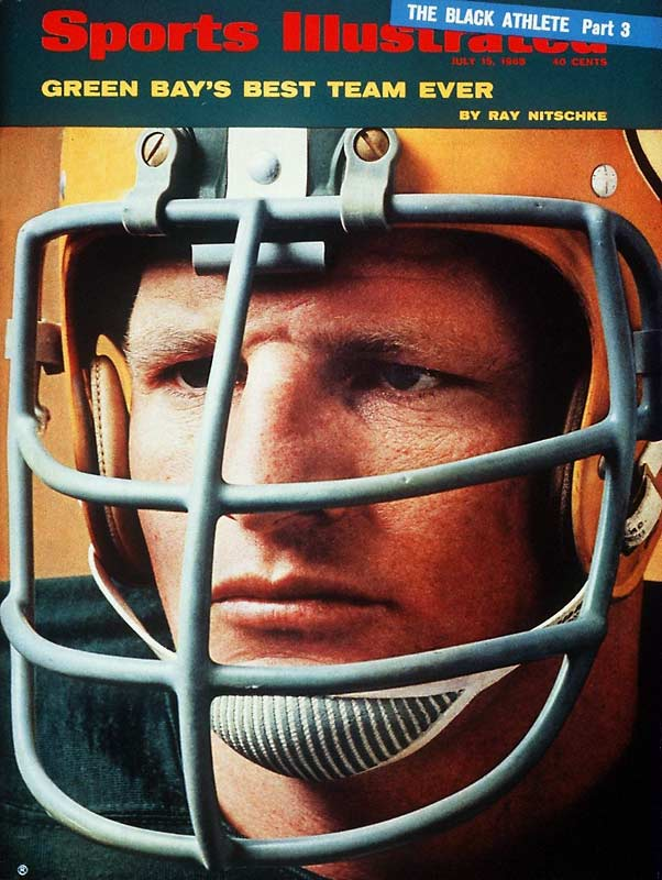 As the cornerstone of the Green Bay defense during the franchise's golden years, Nitschke won five league titles during a brilliant 15-year career. The linebacker collected MVP honors in the 1962 NFL championship game after recovering a pair of fumbles and deflecting a pass which was intercepted.