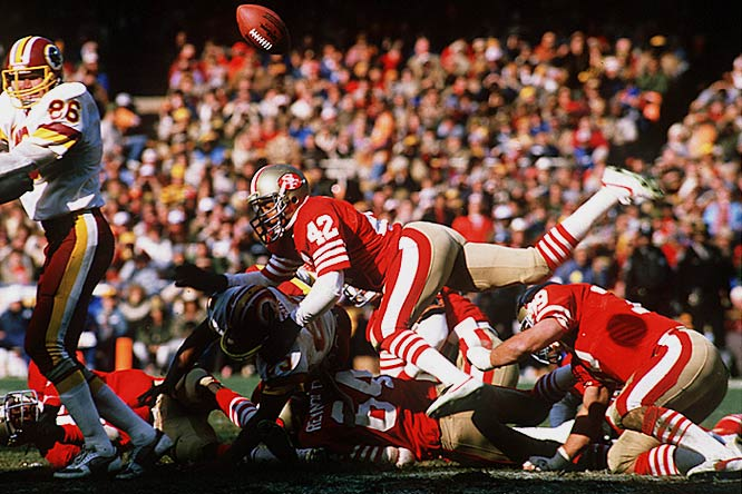 Lott made 10 Pro Bowl appearances playing cornerback and safety during a 15-year career with the 49ers, Raiders, Jets and Chiefs. Between his versatility and knack for making demoralizing hits on opposing players, the USC product is widely considered the best secondary player in NFL history.