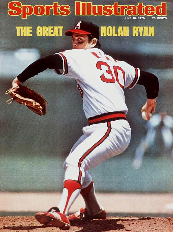 He won 324 games and threw seven no-hitters but he'll always be remembered for one letter: K. Ryan's 5,714 strikeouts are tops among all pitchers. He later switched to No. 34 (retired by the Astros and Rangers) after leaving California.<br><br>Runner-up: Orlando Cepeda<br><br>Worthy of consideration:<br>Ken Griffey Jr. (Reds), Dennis Martinez (Expos), Magglio Ordonez, Tim Raines and <br> Maury Wills