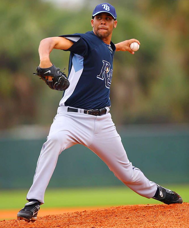 """Although he has yet to throw a major league pitch, top draft choice David Price has all the makings of a """"future ace."""" Armed with a plus fastball, slider and an above-average changeup, Price's excellent control and mature attitude make him someone to watch for late in '08."""