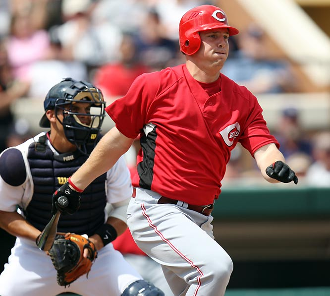 Perhaps the future of the Reds franchise, Bruce lit up the minors by hitting well over .300 across three levels of competition in 2007. The center fielder has above average power and a brilliant arm to go along with his disciplined approach at the plate.