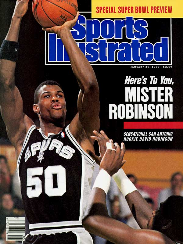 <i>1988-89</i>: 21-61 <br><i>1989-90</i>: 56-26 (35 more wins)<br><br>After waiting two years to fulfill his military duties with the Navy, David Robinson finally came aboard. The 7-foot Admiral's arrival, along with that of Terry Cummings, propelled Larry Brown's squad to the then-biggest turnaround in NBA history.