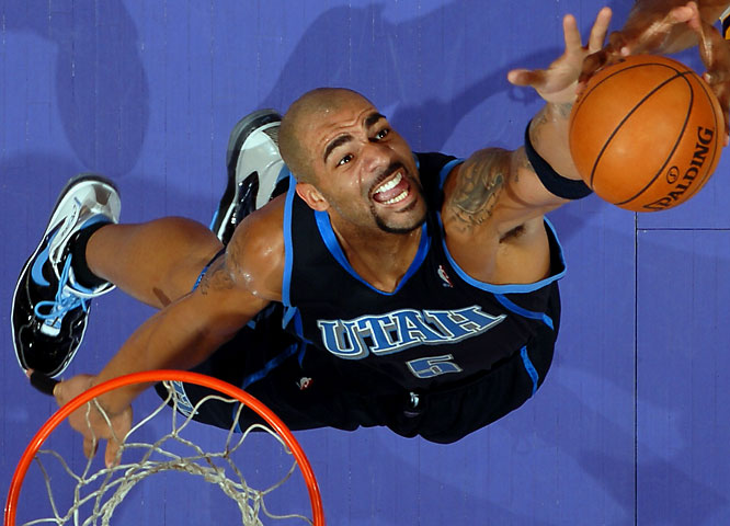 Boozer is one of five players averaging at least 20 points and 10 rebounds.
