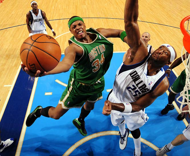 Pierce and the Celtics have produced the biggest single-season turnaround in NBA history.