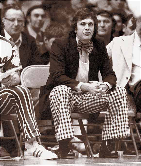 Brown began his head-coaching career with the ABA's Carolina Cougars in 1972. He was Coach of the Year his first season (when the Cougars reached the ABA semifinals) and compiled a 104-64 record in two seasons.