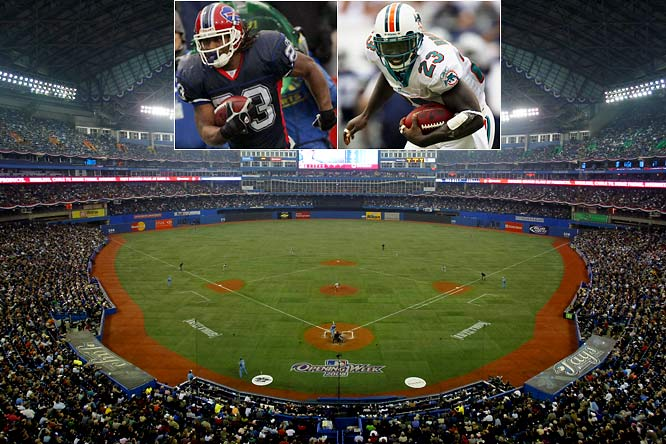 The NFL invades CFL territory when the Bills make their regular-season debut in Toronto.