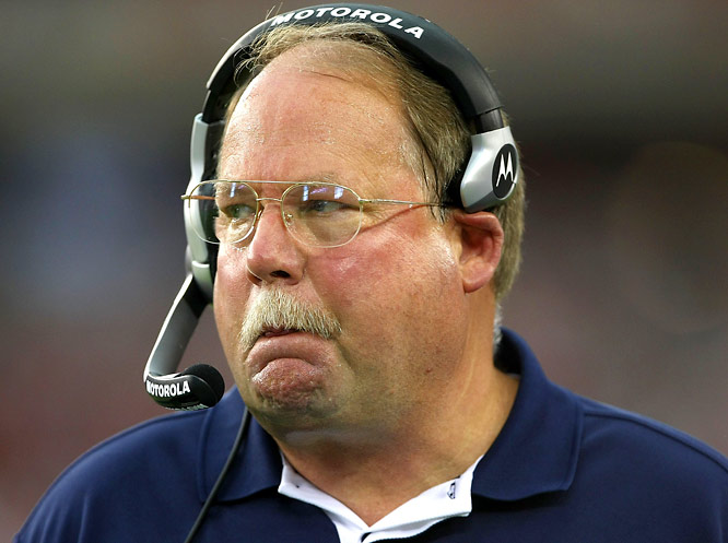 The Seahawks final regular-season game could possibly be Mike Holmgren's final game in the NFL.