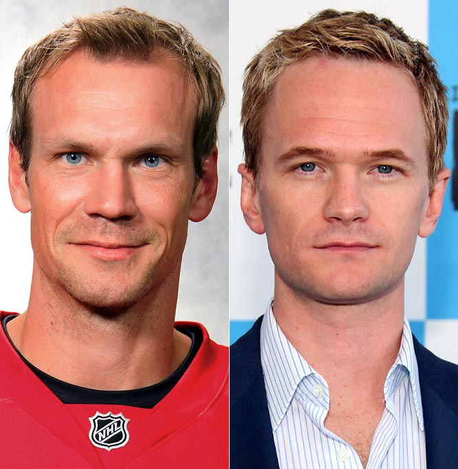 "Nicklas Lidstrom has been one of the league's top defensemen for over a decade, having won the Norris Trophy for best defenseman in the NHL five of the last six seasons, along with the Conn Smythe Trophy for playoff MVP after Detroit's Stanley Cup victory in 2002.<br><br>N.P.H. is an actor best known for his T.V. roles as the title character in ""Doogie Howser, M.D."" and more recently as one of the main characters in ""How I Met Your Mother."""