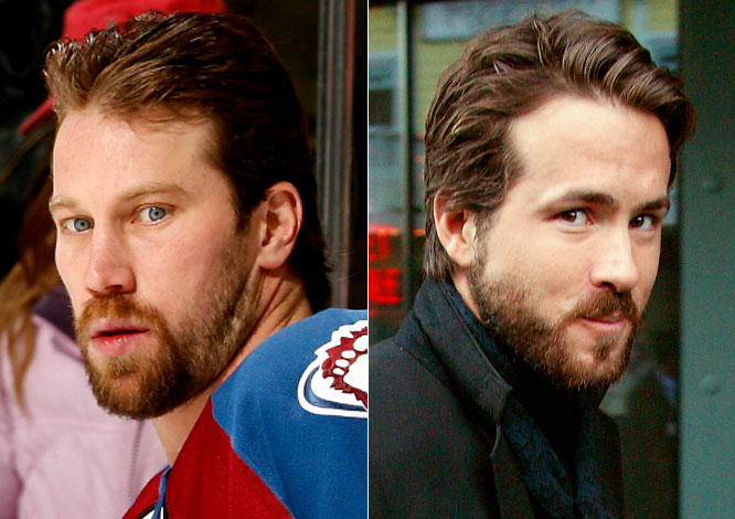 Avalanche center Peter Forsberg was the league's MVP in 2003.  Although he has battled with injuries throughout his career, he should be 100% for the playoffs, where he has been known to dominate in the past (63 goals and 103 assists in 144 games).<br><br>Ryan Reynolds first made his name on the screen as <i>National Lampoon's Van Wilder</i>. He has since starred in such films as <i>Waiting...</i>, <i>Just Friends</i>, </i>Smokin' Aces</i> and will be in the upcoming <i>X-Men Origins: Wolverine</i>.