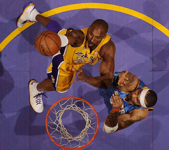 The Enver Nuggets, as TNT analyst Charles Barkley prefers to call the defensively-challenged Denver squad, were exposed once again by Kobe Bryant and the Lakers and fell into an 0-3 hole.