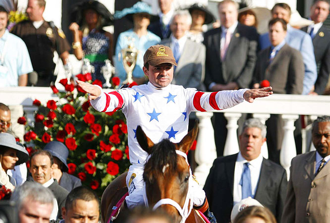 Desormeaux, who was mired in a slump in which he had fewer than 200 combined victories in 2005 and '06, was back in the Winner's Circle at Churchill Downs.